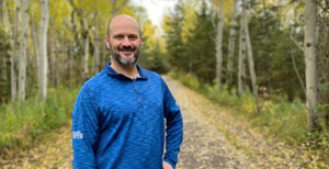 How this Sudbury man is honouring his friend by running